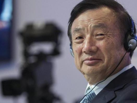 Fundador da Huawei nega acusações de espionagem e elogia Trump