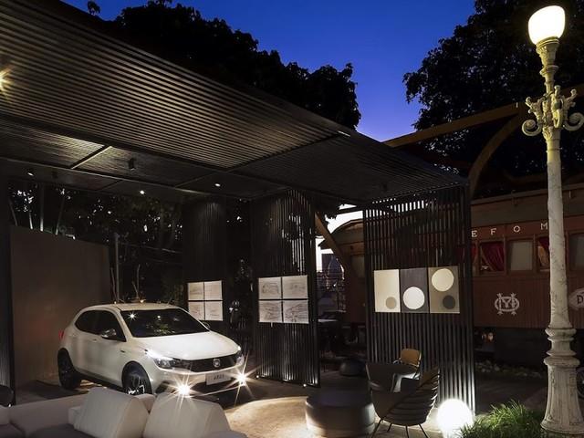 Fiat Argo HGT vira objeto de decoração na CASACOR Minas
