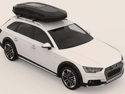 Yakima lança caixa de teto para carros que contém carregador solar integrado