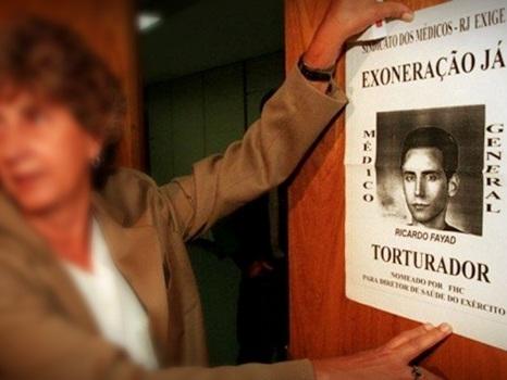 Médico torturador terá de responder por crimes cometidos na ditadura militar