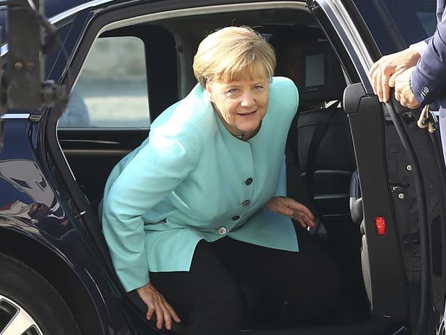 Eleições na Alemanha: Angela Merkel mantém-se à frente nas sondagens