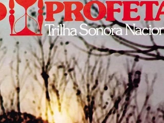 Trilha sonora nacional da novela O Profeta (LP 1977)