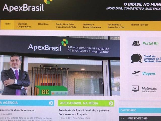 'Cumpri meu ofício até o último instante sem abandonar o posto', diz ex-presidente da Apex
