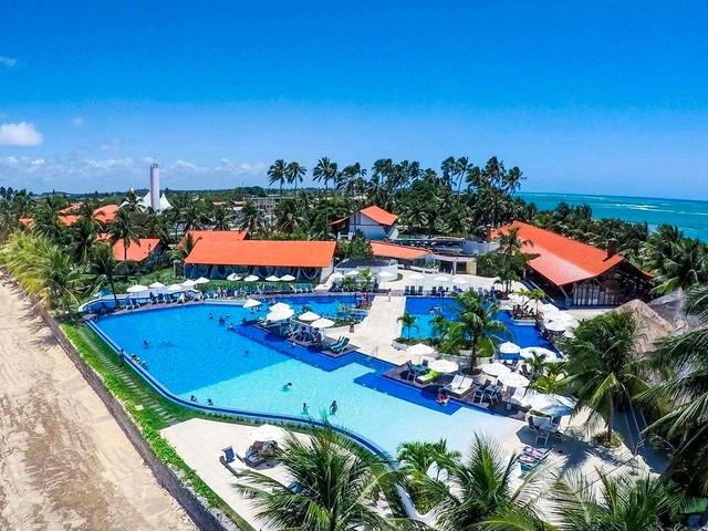 Porto de Galinhas! Voos mais estadia com meia pensão no Serrambi Resort a partir de R$ 1.691