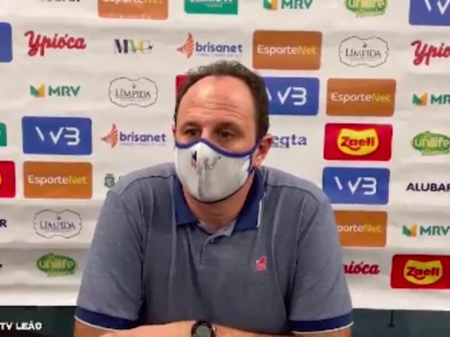 Ceni avalia e crê em estreia com nervosismo de Tiago Orobó