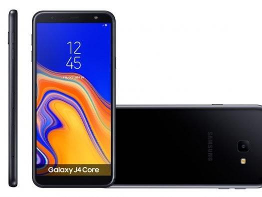 Samsung lança Galaxy J2 Core e J4 Core com Android Go por até R$ 899