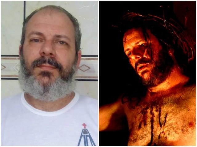 Ator que interpreta Jesus há 18 anos admite que agora precisa de peruca: 'era mais fácil', brinca