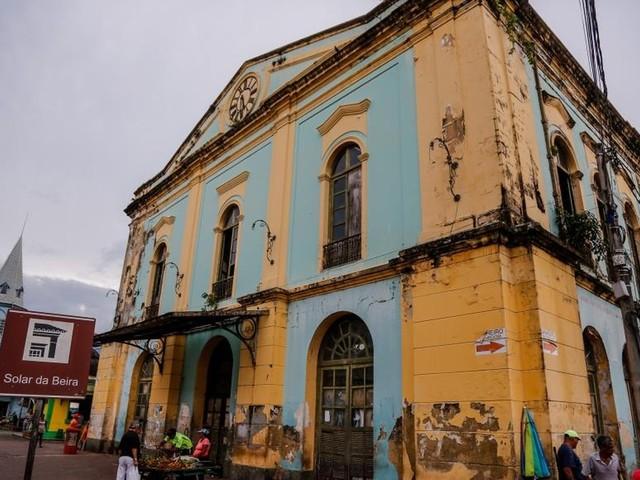Solar da Beira, no Ver-o-Peso, passará por obras após 19 anos sem reforma