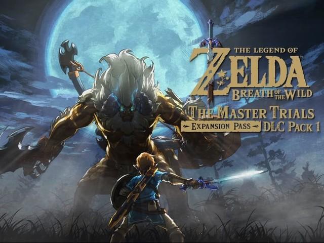 """Já sabemos qual o tamanho da primeira DLC de """"Breath of the Wild"""""""