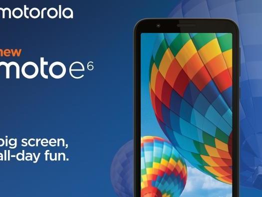 Motorola | Moto E6 chega ao mercado com Snapdragon 435 e câmera de 13MP