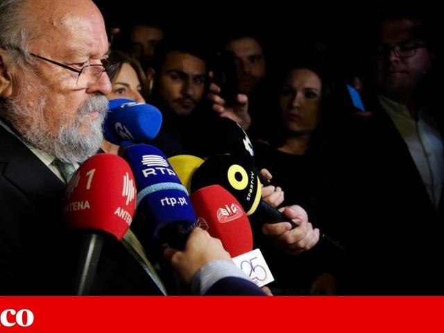 """Jaime Marta Soares: """"Mais de 80%, muito próximo de 90%"""" dos bombeiros não reportaram ocorrências aos CDOS"""