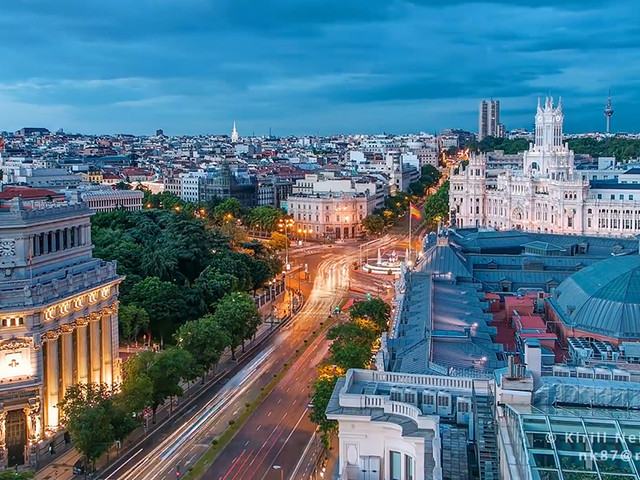 Vídeo: viaje pelas capitais europeias em menos de 2 minutos