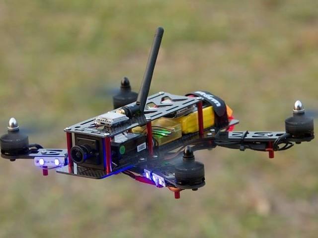 Primeira corrida de drones será realizada no Vale do Aço