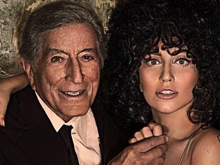 Tony Bennett confirma outro 'álbum de jazz' com Lady Gaga e fãs da cantora reclamam no Twitter