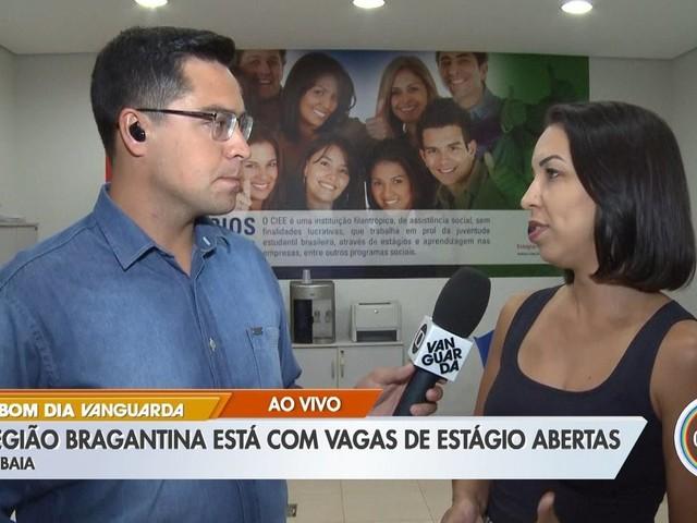 Ciee tem mais de 200 vagas de estágio em Atibaia e Bragança Paulista