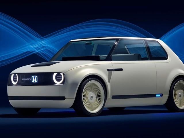 Honda lançará compacto elétrico até 2019 na Europa