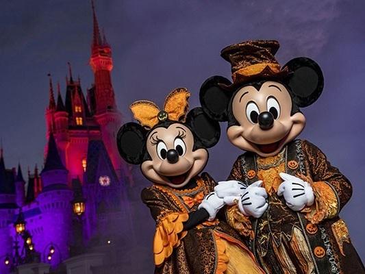 Halloween na Disney – Mickey's Not So Scary Halloween Party