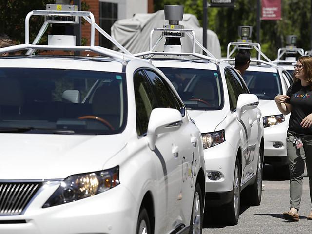 Carro autonômo movimenta empresas