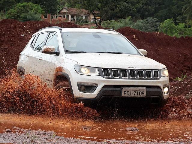 Segredo – Jeep Compass 2018 ganha itens de série e reajuste de preços