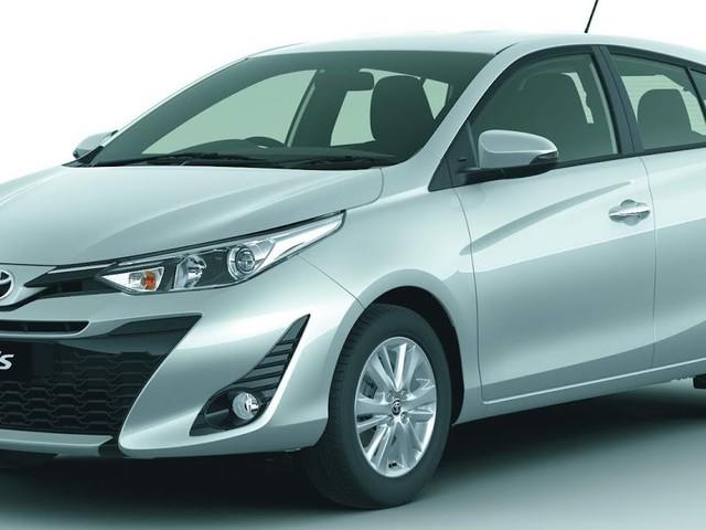 Toyota abre vagas em Sorocaba para produção do Yaris