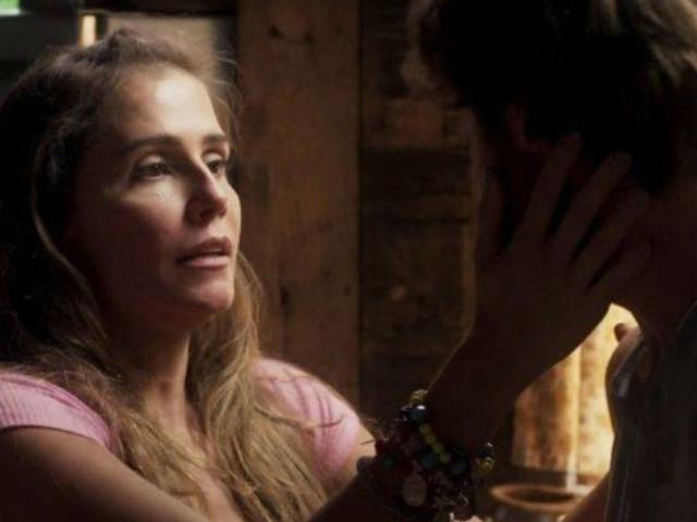 'Segundo sol': Karola usa o filho e Beto se casa com ela