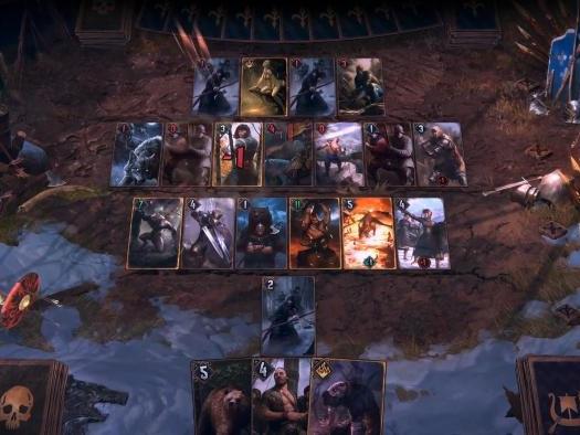 GWENT: The Witcher Card Game ganha trailer de jogabilidade