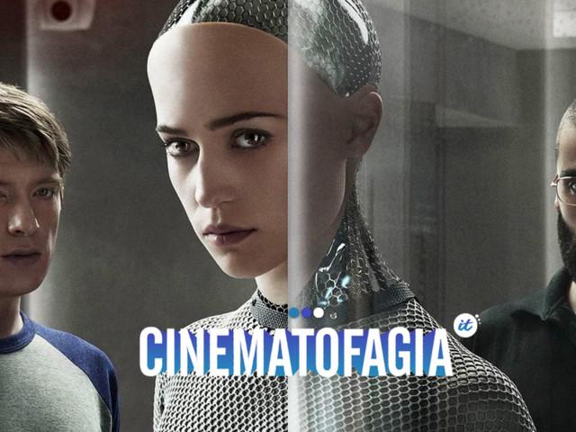 """Crítica: """"Ex Machina: Instinto Artificial"""" usa o metal de um robô para questionar a nossa própria carne"""