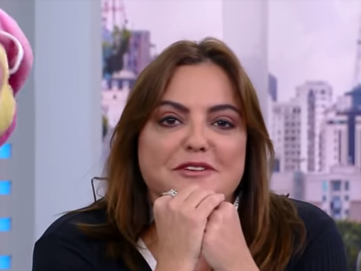 Fabíola Reipert deixa programa da Record repentinamente e motivo é revelado