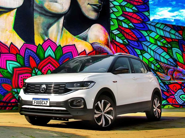 Com VW Play de série, VW T-Cross 2021 fica mais caro e parte de R$ 90.660