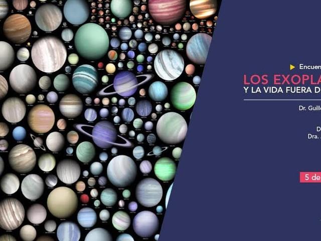 Los exoplanetas y la vida fuera de la Tierra