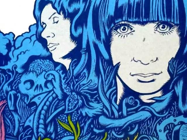 Cilibrinas do Éden - Minha fama de mau (LP 1973)