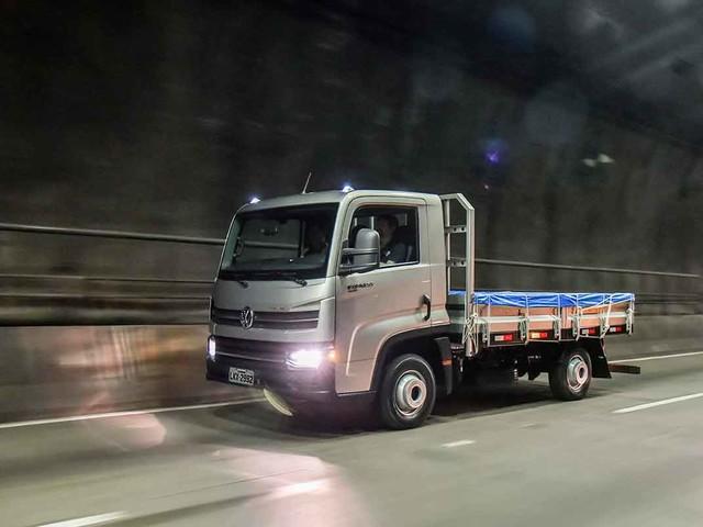 Volkswagen Caminhões oferece condições especiais de financiamento para o Delivery Express