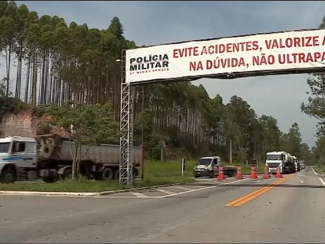 Operação 'Proclamação da República' começa nas rodovias da Zona da Mata e Vertentes