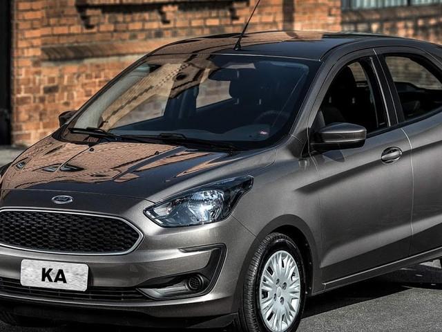 Ford venda toda linha com parcelas de financiamento em 2019