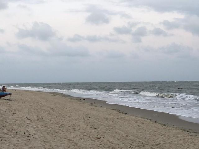 Marinha alerta para ventos de até 62 km/h no Litoral da Paraíba