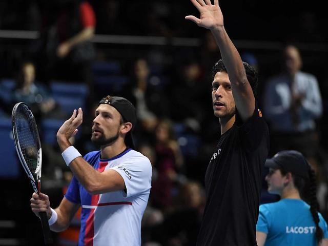 Melo e Kubot vai à decisão do Torneio dos Campeões de tênis