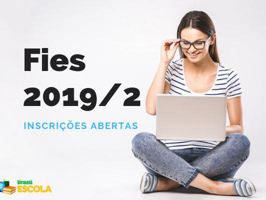 Fies 2019/2: inscrições serão abertas hoje (25)