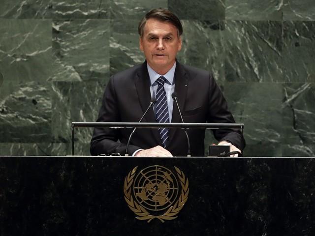Discurso de Bolsonaro na ONU repercute na imprensa internacional