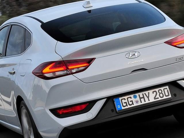 Hyundai i30 Fastback começa a ser vendido na Europa