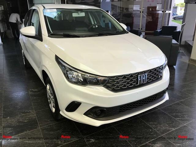 Argo Drive 2021: veja de perto como é o 1.0 mais equipado da Fiat