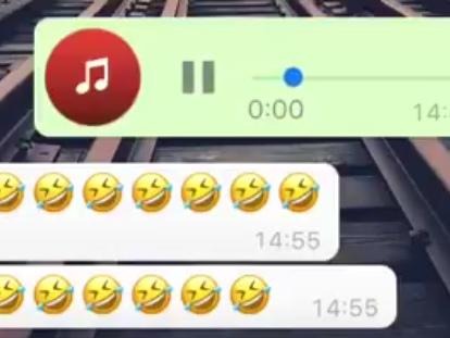 Suas amigas também mandam áudio quando estão transando?