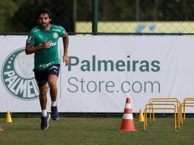 Palmeiras divulga relacionados para o Paulistão sem Goulart