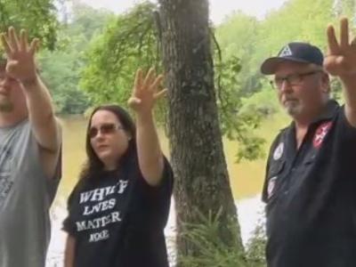 Líder da KKK celebra assassinato de advogada