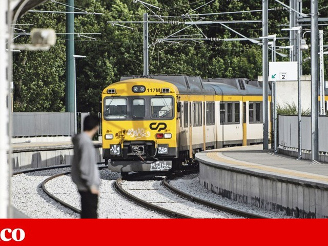 IP alerta que Governo está a impedir melhorias na segurança da ferrovia
