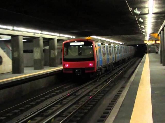 """""""Há uma tragédia à espera de acontecer"""" no Metro de Lisboa, alerta Garcia Pereira"""