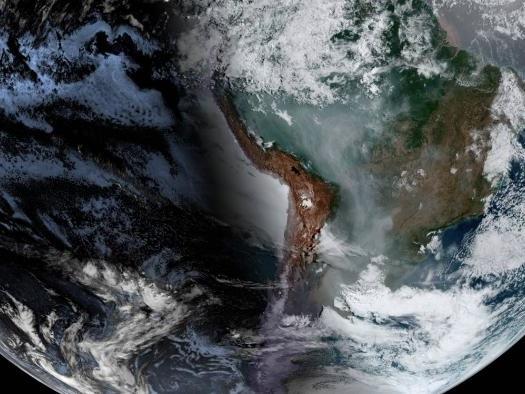 O céu (não) é o limite   O que está rolando na ciência e astronomia (20/08/2019)