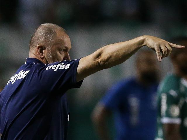 Mano Menezes terá reforços no Palmeiras para enfrentar o Bahia