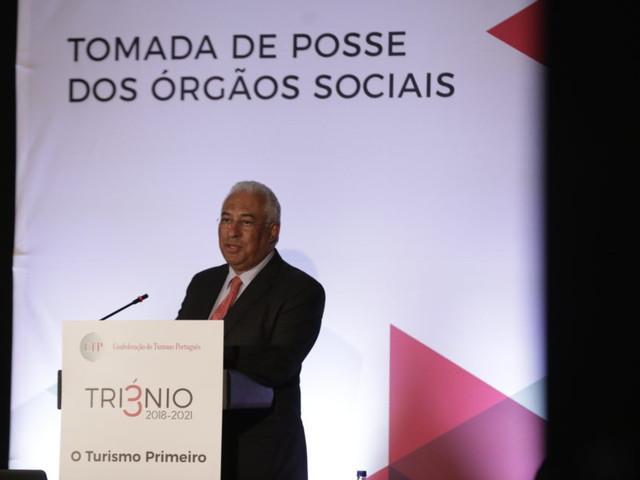 António Costa apela a consenso para a construção do novo aeroporto do Montijo