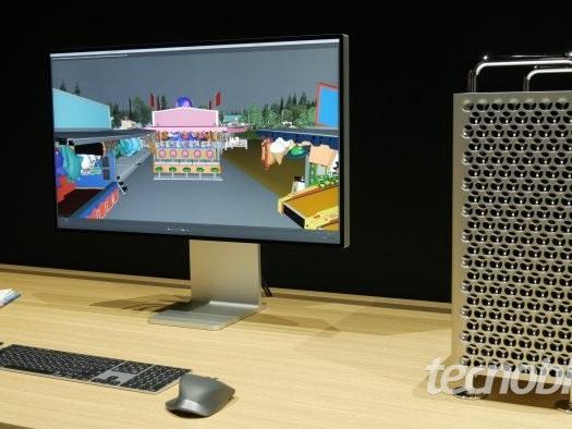 Apple vende monitor Pro Display XDR de até R$ 54 mil sem suporte de R$ 8,7 mil