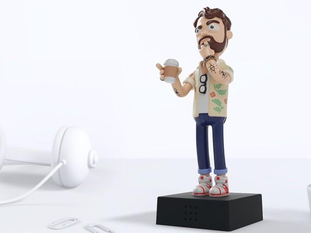 Adobe lança boneco falante do seu publicitário preferido: o Diretor de Arte
